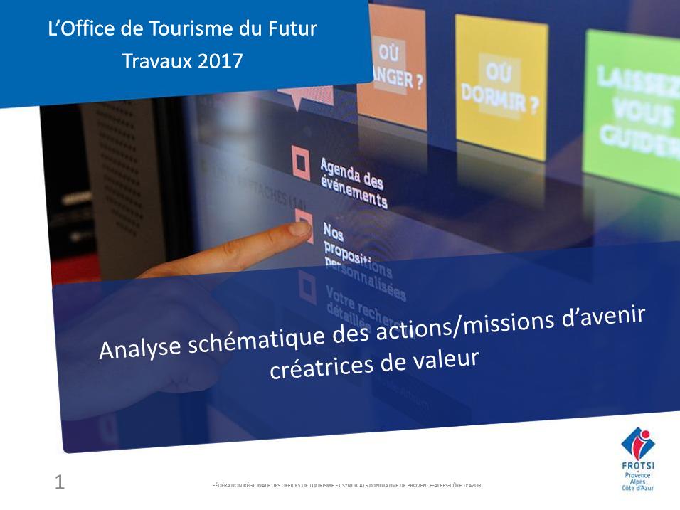 Missions de l 39 office de tourisme du futur consultant etourisme et marketing touristique - Mission office de tourisme ...